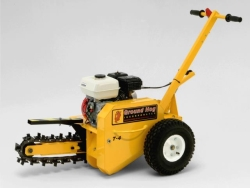 "Rental store for TRENCHER, 4HP 18""x 3"" in Mishawaka IN"