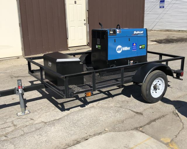 Where to find WELDER, 250 GAS ARC TOWABLE in Mishawaka