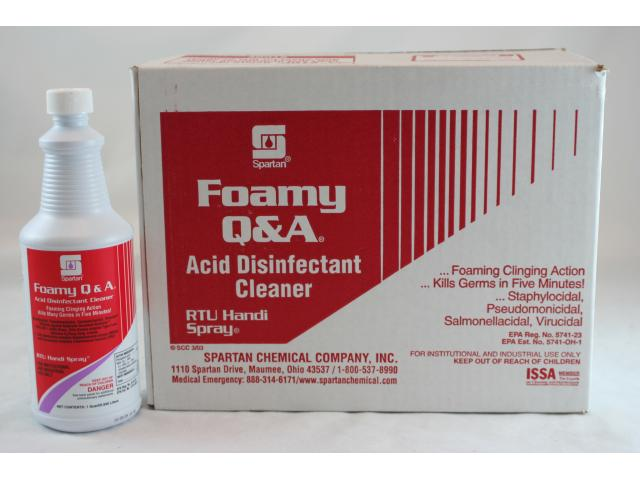 Where to find .CLEANER, 1 FOAMY Q A in Mishawaka