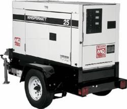 Rental store for GENERATOR, 25KW  TOWABLE in Mishawaka IN