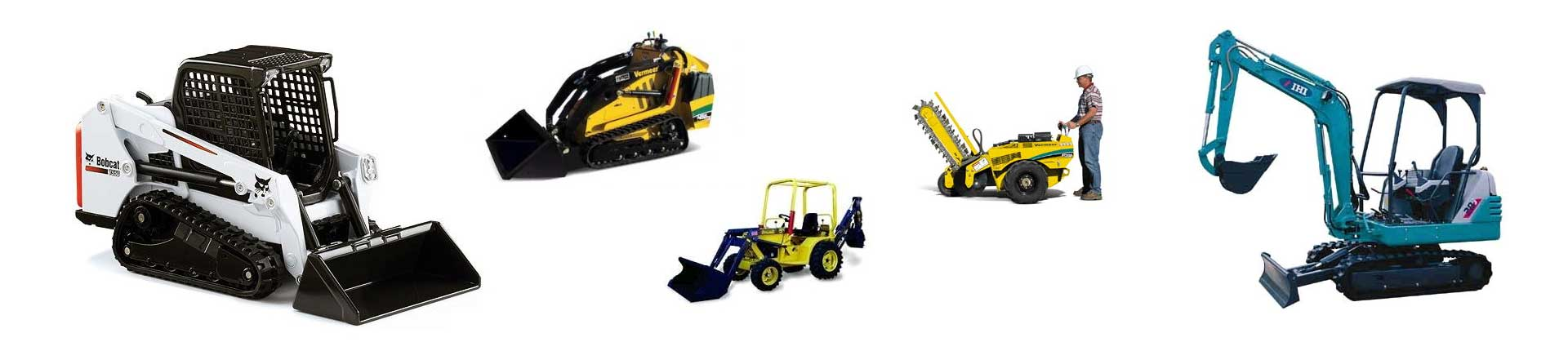Equipment rentals in South Bend IN, Niles MI, Elkhart, Mishawaka